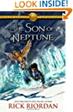 The Sone of Neptune by Ricke Riordan Book Cover