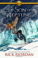 Heroes of Olympus, The, Book Two: The Son of Neptune Front Cover