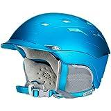 Smith Optics Valence Women's Ski Snowmobile Helmet - White Danger