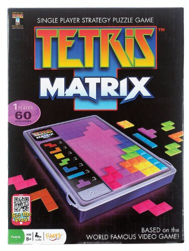 Ideal Tetris Matrix Game