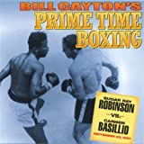 img - for Sugar Ray Robinson vs. Carmen Basilio: Bill Cayton's Prime Time Boxing book / textbook / text book