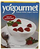 Yogourmet Freeze Dried Yogurt Starter, 3-Count Boxes (Pack of 3)