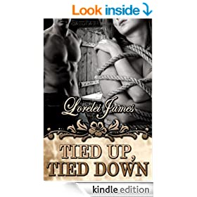 Tied Up, Tied Down: Rough Riders, Book 4