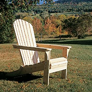 Comfort Folding Adirondack Chair - Old Adirondack 198