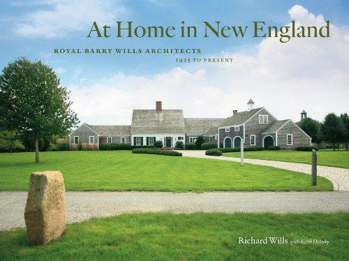 At Home in New England: Royal Barry Wills Architects