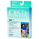 BSN - Jobst ReliefTherapeutic Knee High Support Stockings, 20 - Sku JOB114628