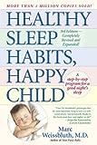 Healthy Sleep Habits, Happy Child