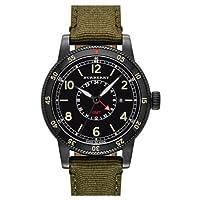 Burberry 'Utilitarian' Round Nylon Strap Watch 42mm 男性 メンズ 腕時計 並行輸入
