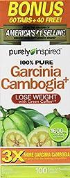 Purely Inspired Garcinia Cambogia Plu…