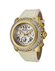 Glam Rock Women's GR80103 Miami Collection Chronograph Diamond Accented Watch
