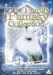 The Family Fantasy [DVD]