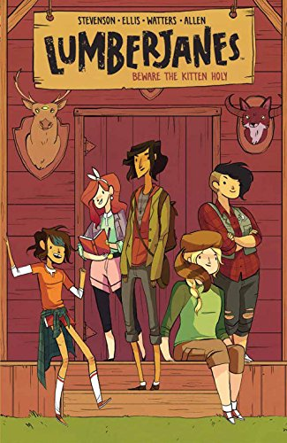 Download Lumberjanes Vol. 1: Beware The Kitten Holy