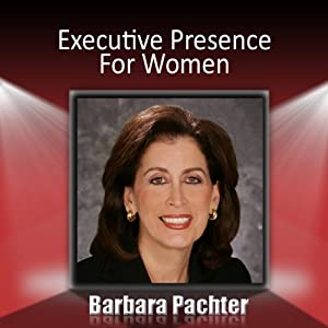 Executive Presence for Women Audiobook