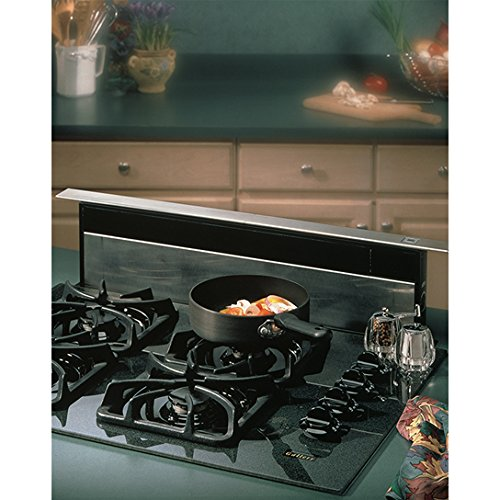 Broan 273603 Eclipse Downdraft Model Ventilator, 36-Inch, Satin Aluminum (Vent Hood For Cooktop compare prices)