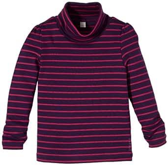 ESPRIT Pull Col roulé Manches longues Fille - Violet - Violett (561 GRAPE PURPLE) - FR : 24 mois (Taille fabricant : 92/98)