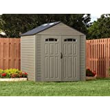 Rubbermaid Roughneck 7'x7' X-Large Storage Shed