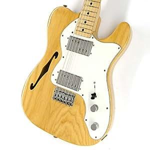 used fender japan telecaster thinline guitar musical instruments. Black Bedroom Furniture Sets. Home Design Ideas
