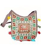 Treasure of Thar Sling Bag (Brown)