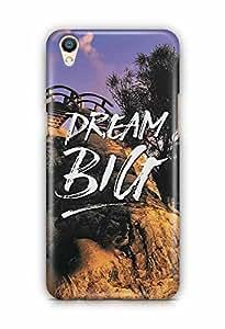 YuBingo Dream BIG Designer Mobile Case Back Cover for Oppo F1 Plus