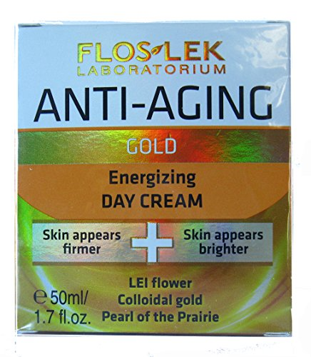 Flos-Lek Laboratorium or énergisant crème de