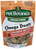Cardinal Laboratories Pet Botanics Healthy Omega Dog Treats, Salmon, 12-Ounce