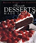 Favorite Desserts Made Lighter