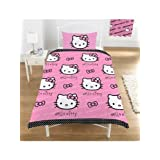 Zap Hello Kitty Bows Duvet, Single