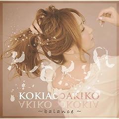 KOKIA��AKIKO~balance~