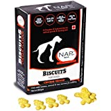 Puppy Healthy Dog Cookies Biscuits Treats Snacks Chicken Flavour NAP PET 450 Grm