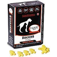 Mera Puppy Healthy Dog Biscuits Treats Snacks Chicken Flavour NAP PET 900 Grm