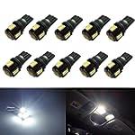 JDM ASTAR 10pcs Super Bright 194 168...
