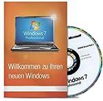 Windows 7 Professional 64 Bit DVD + L...