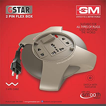 Goldmedal-3042-G-STAR-FLEX-2-PIN-3-Strip-Flex-Box-(5-mtr)