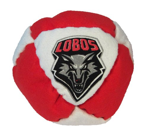 Hacky Sack - College Logo 8 Panelled New Mexico Design