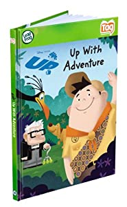 LeapFrog Tag Book: Disney-Pixar Up with Adventure (Works with LeapReader)