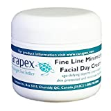 Carapex Facial Day Cream with Fine Line Minimizer Gentle Anti-aging Face Moisturizer to Repair Wrinkles Lines...