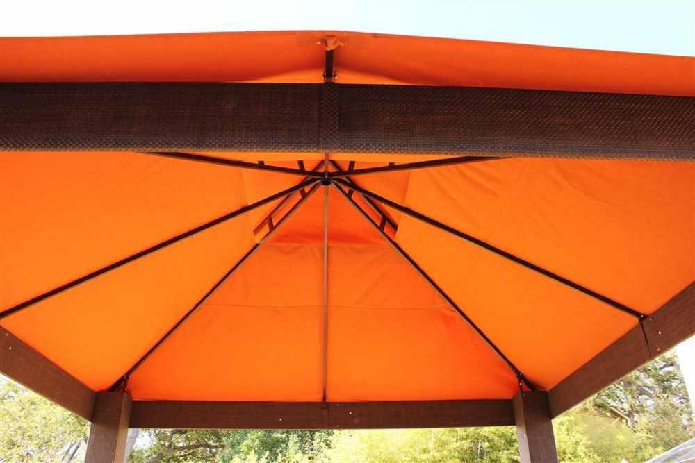 Amazon.com : STC Seville Gazebo, 12 by 12-Feet : Patio