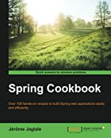 Spring Cookbook Front Cover