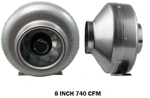Kitchen Exhaust Fan Filters