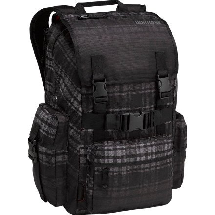 Burton The White Collection Pack (Pocket Protector Black)