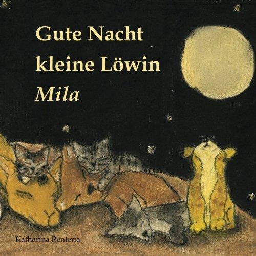 Gute Nacht kleine Löwin Mila