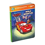 LeapFrog LeapReader/Tag Junior Book: Disney-Pixar Cars 2 World Adventure by LeapFrog [Toy]