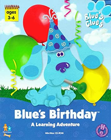 Blue's Birthday Adventure