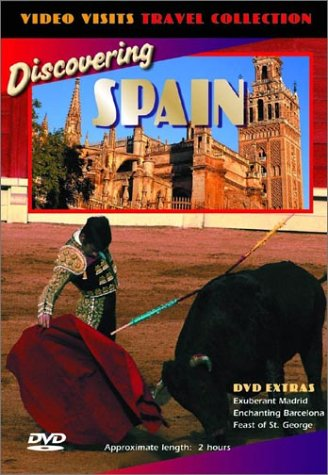 Discovering Spain [DVD]