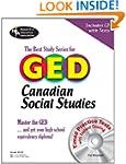 GED® Canadian Social Studies w/ C...