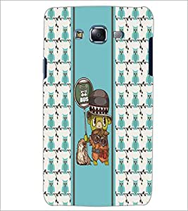 PrintDhaba Cartoon D-4316 Back Case Cover for SAMSUNG GALAXY ON 5 (Multi-Coloured)