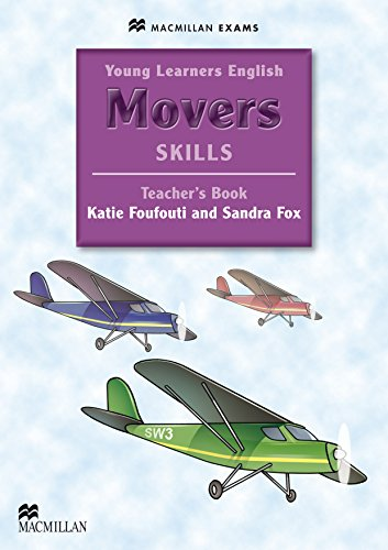 Young Learners English Skills Teacher's Book Pack Movers
