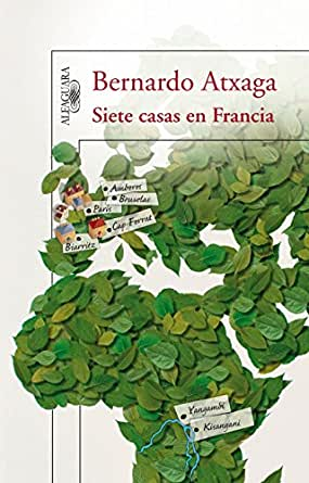 Amazon.com: Siete casas en Francia (Spanish Edition) eBook: Bernardo