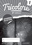 img - for Tricolore 5e edition Grammar in Action Workbook 1 (8 pack) book / textbook / text book