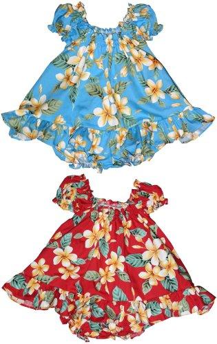 Yellow Plumeria Girl's/Infant Hawaiian Aloha Jumper (Cabana) - Buy Yellow Plumeria Girl's/Infant Hawaiian Aloha Jumper (Cabana) - Purchase Yellow Plumeria Girl's/Infant Hawaiian Aloha Jumper (Cabana) (MauiShirts, MauiShirts Apparel, MauiShirts Toddler Girls Apparel, Apparel, Departments, Kids & Baby, Infants & Toddlers, Girls, Skirts, Dresses & Jumpers, Jumpers)